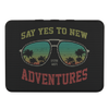 Say Yes To New Adventures Bluetooth Speaker