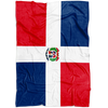 Dreaming with Dominican Republic Fleece Blanket