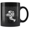 Out of This World 11oz Black Mug