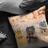 The Three Kings Are Here Throw Pillow
