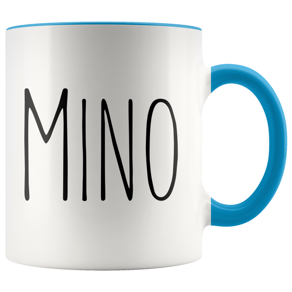 Mino 11oz Accent Mug