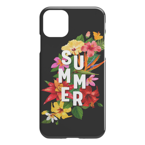 Tripical Summer iPhone Case