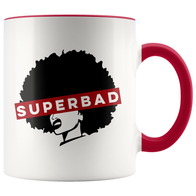 Super Bad 11oz Accent Mug