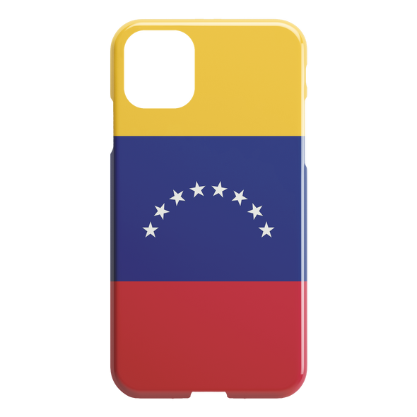Venezuela iPhone Case