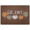 Fall In Love Floor Mat