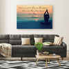 Rumi You Are The Entire Ocean In A Drop Canvas Wall Art