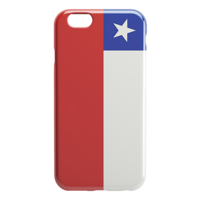 Chile iPhone Case