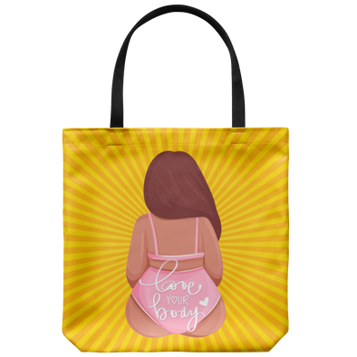 Love Your Body Tote Bag