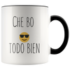 Che Bo 11oz Accent Mug