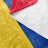 Dreaming with Colombia Fleece Blanket