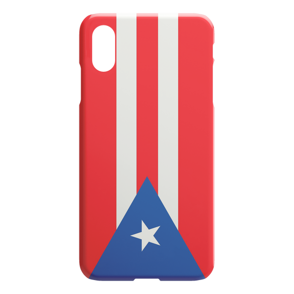 Puerto Rico iPhone Case