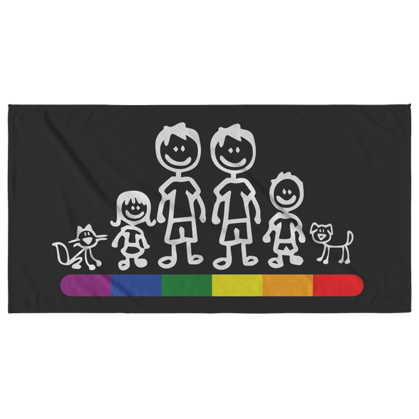 Family Is Family Beach Towel