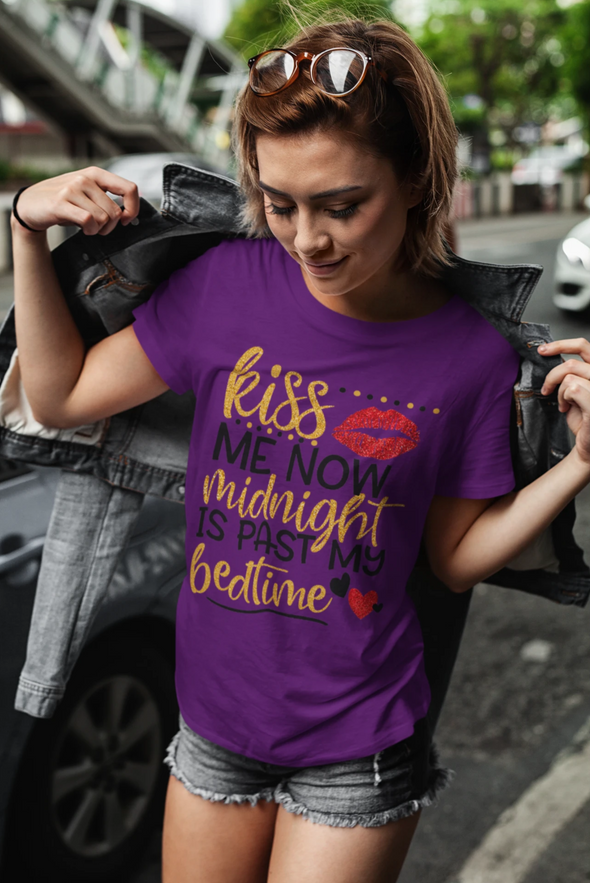 Midnight Is Past My Bedtime Women's T-Shirt