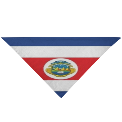 Costa Rica Pet Bandana