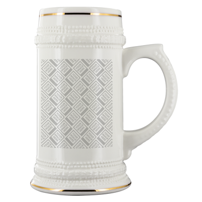 22oz Beer Stein Personalized by YOU