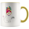 Summer Kitty 11oz Accent Mug