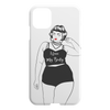 I Love My Body iPhone Case