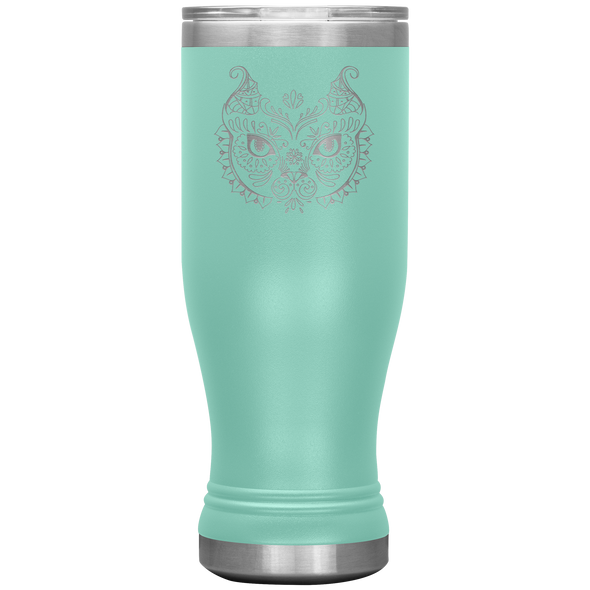 Mystical Cat 20oz Modern Tumbler