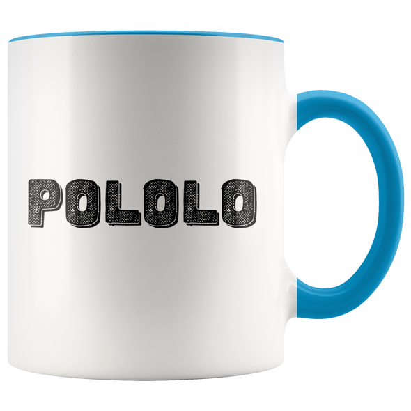 Pololo 11oz Accent Mug