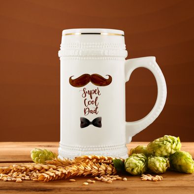 Super Cool Dad 22oz Beer Stein