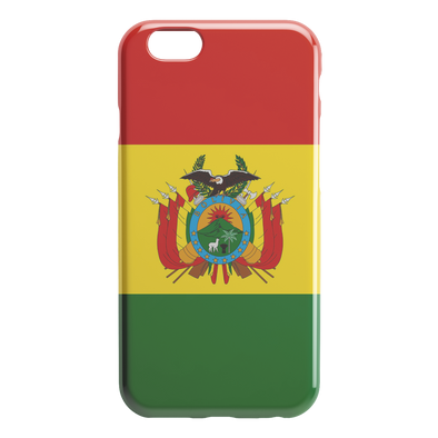 Bolivia iPhone Case