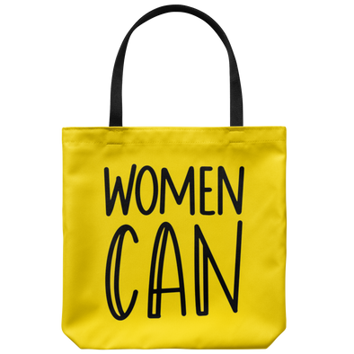 Women Can Tote Bag