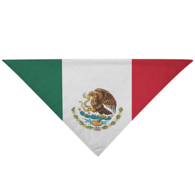 Mexico Pet Bandana