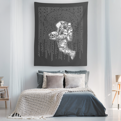Out Of This World Vertical Tapestry