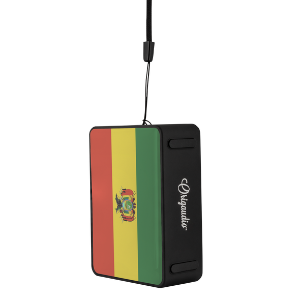 Bolivia Bluetooth Speaker with Shield