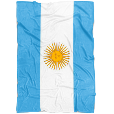 Dreaming with Argentina Fleece Blanket