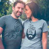 I  Love His Beard Women's Matching T-Shirt Women's