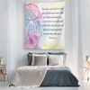 Beautiful Bohemian Spirit Vertical Tapestry