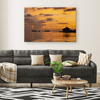 Sunset Dreams Canvas Wall Art