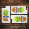Happy Pineapple iPhone Case