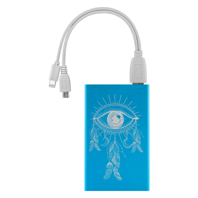All Seeing Eye Power Bank