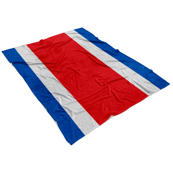 Dreaming with Costa Rica Fleece Blanket