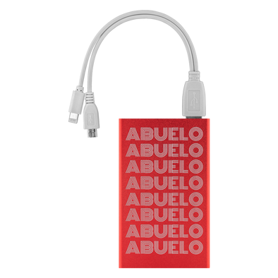 Abuelo Power Bank