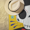 Sharp Dressed Skeleton Man Beach Towel