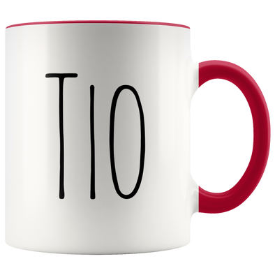 Tio 11oz Accent Mug