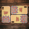 Positive Vibes Mandala iPhone Case