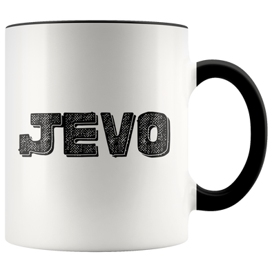 Jevo 11oz Accent Mug