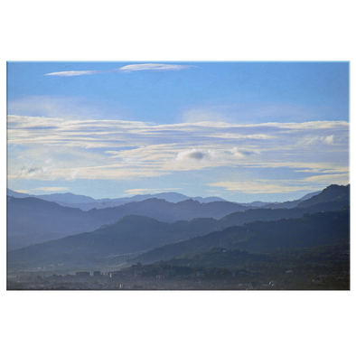 San Jose Landscape Costa Rica Canvas Wall Art