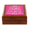 You Are My Everything Jewelry Box