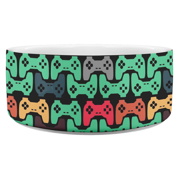 Gamer Pet Bowl
