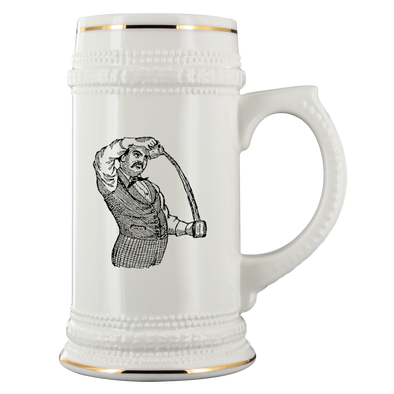 Drinks On Me 220z Beer Stein