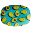"Avocado Time is Happy Time! 10"" x 14"" Platter"