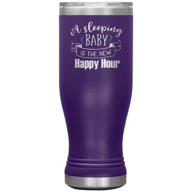 A Sleeping Baby Is The New Happy Hour 20oz Modern Tumbler