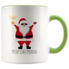 Merry Christmukkah 11oz Accent Mug