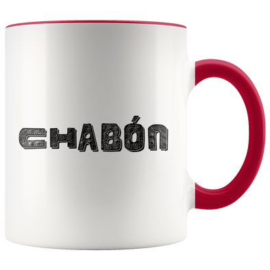 Chabón 11oz Accent Mug