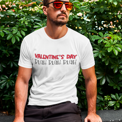Valentine's Day Blah Blah Blah Unisex & Youth T-Shirt